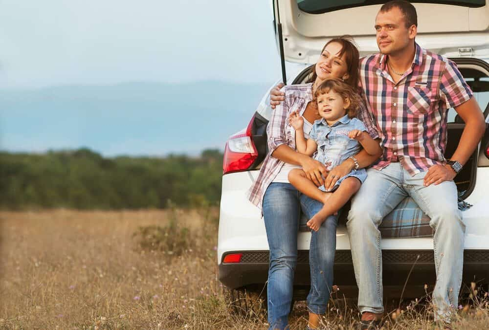 Buying Your First Family Car