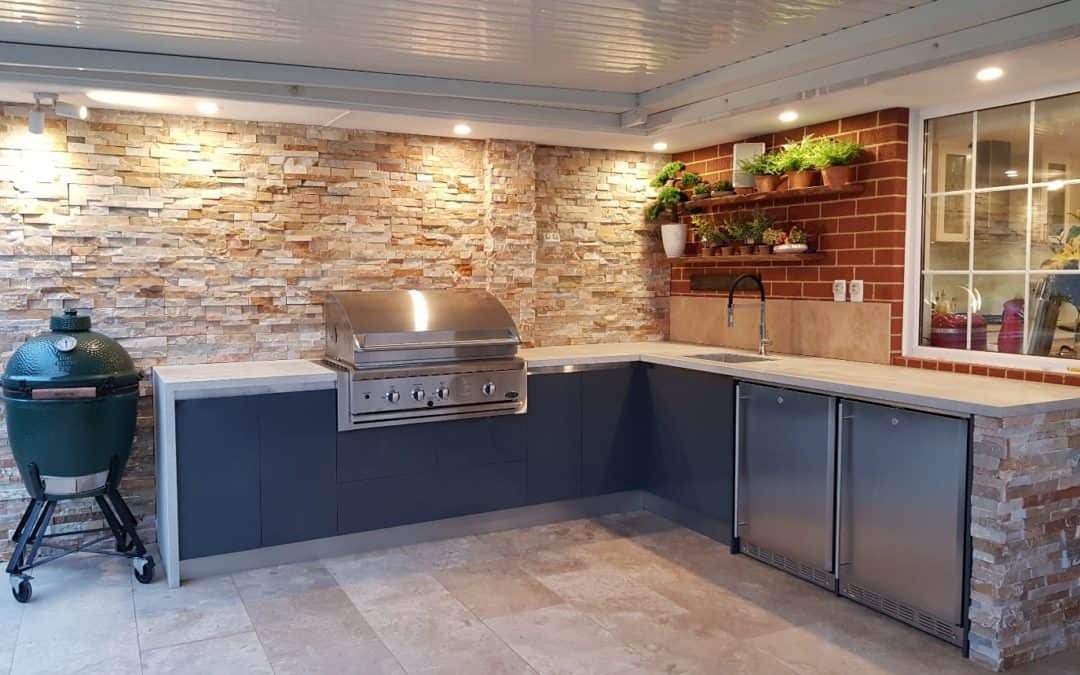 Alfresco Kitchens by Pyro Designs