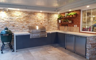 Alfresco Kitchens by Pyro Designs